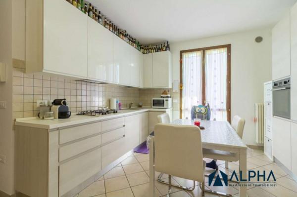 Appartamento in vendita a Bertinoro, Ospedaletto, Arredato, con giardino, 70 mq