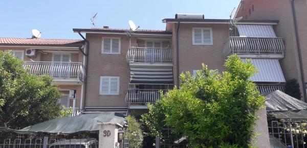 Villetta a schiera in vendita a Moricone, Moricone, Con giardino, 180 mq