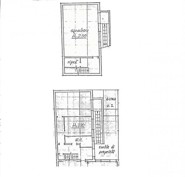 Casa indipendente in vendita a Busto Arsizio, 136 mq - Foto 2