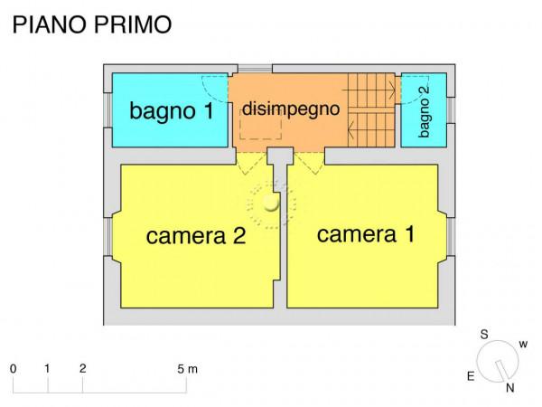 Villa in vendita a Barberino di Mugello, Con giardino, 140 mq - Foto 4
