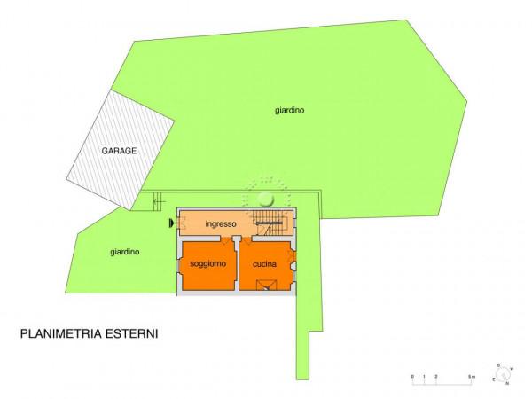 Villa in vendita a Barberino di Mugello, Con giardino, 140 mq - Foto 2