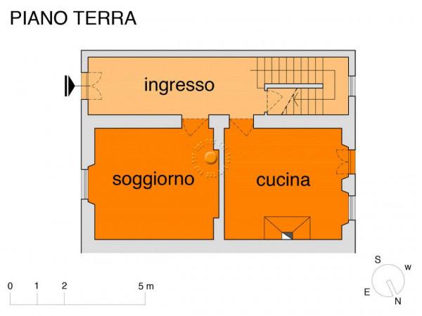 Villa in vendita a Barberino di Mugello, Con giardino, 140 mq - Foto 5