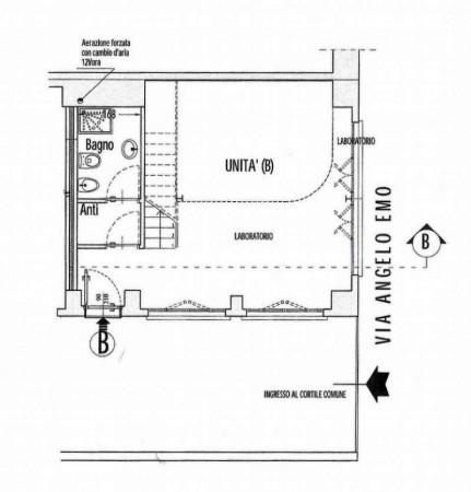 Appartamento in vendita a Milano, Crescenzago, 46 mq - Foto 2