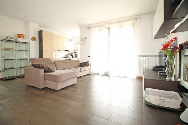 Appartamento in vendita a Cassano d'Adda, Stazione, 71 mq - Foto 17