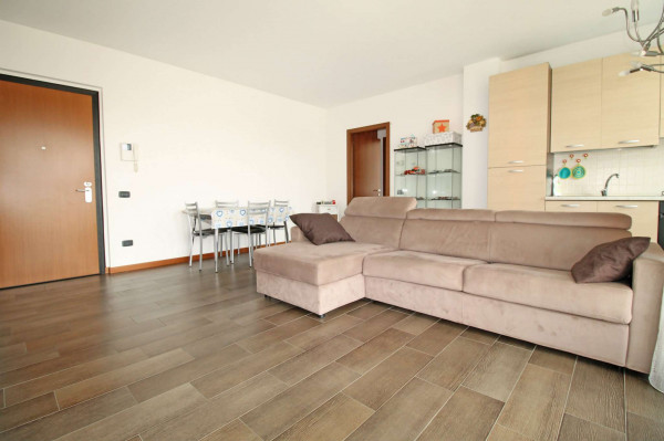Appartamento in vendita a Cassano d'Adda, Stazione, 71 mq - Foto 16