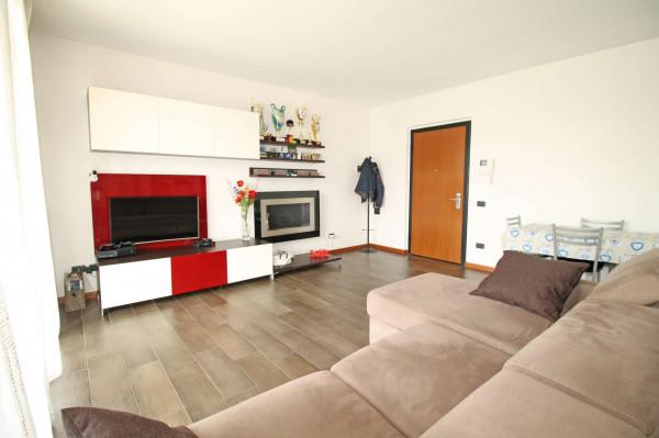 Appartamento in vendita a Cassano d'Adda, Stazione, 71 mq - Foto 14