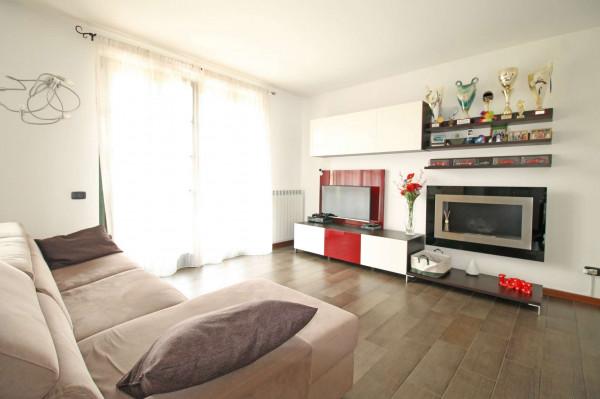 Appartamento in vendita a Cassano d'Adda, Stazione, 71 mq - Foto 19