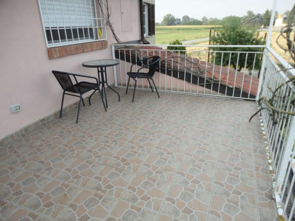 Casa indipendente in vendita a Casal Cermelli, Con giardino, 140 mq