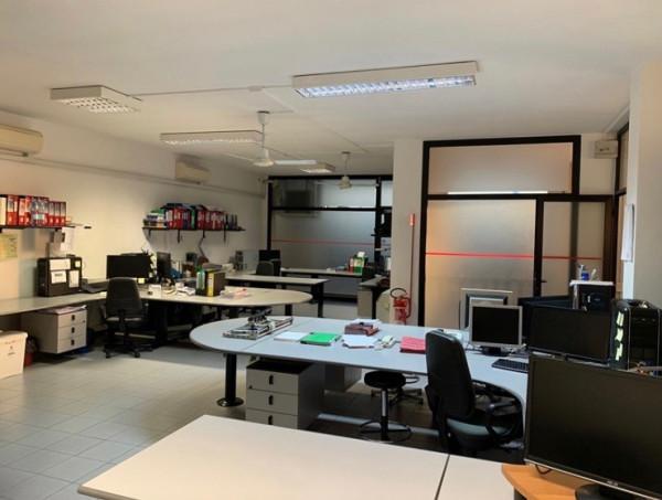 Ufficio in vendita a Roncadelle, Roncadelle, 100 mq
