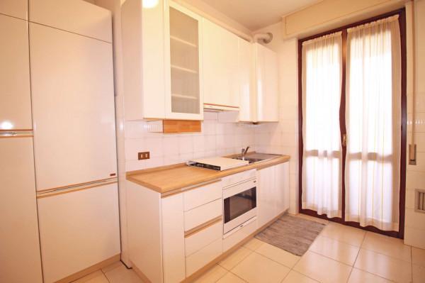 Appartamento in vendita a Cassano d'Adda, Con giardino, 110 mq - Foto 17
