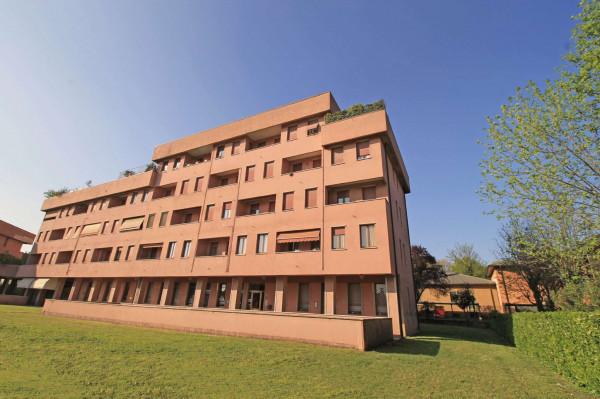 Appartamento in vendita a Cassano d'Adda, Con giardino, 110 mq