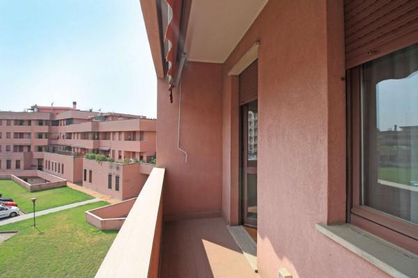 Appartamento in vendita a Cassano d'Adda, Con giardino, 110 mq - Foto 4