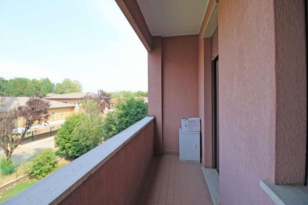 Appartamento in vendita a Cassano d'Adda, Con giardino, 110 mq - Foto 6