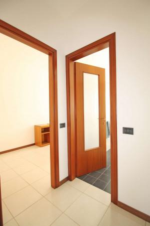 Appartamento in vendita a Cassano d'Adda, Con giardino, 110 mq - Foto 14