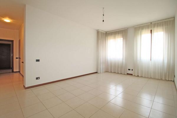 Appartamento in vendita a Cassano d'Adda, Con giardino, 110 mq - Foto 15