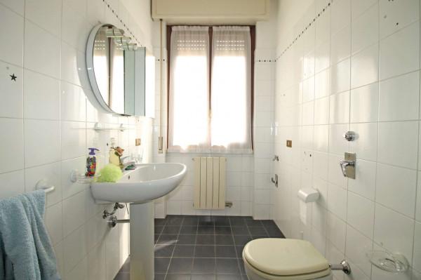 Appartamento in vendita a Cassano d'Adda, Con giardino, 110 mq - Foto 13