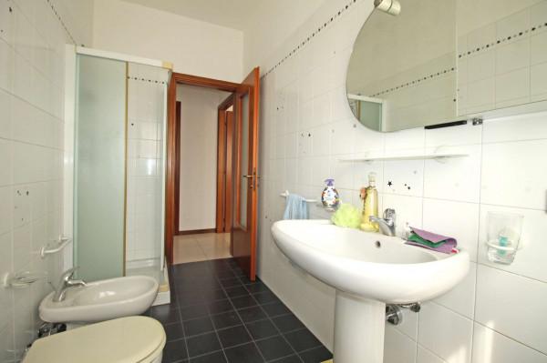 Appartamento in vendita a Cassano d'Adda, Con giardino, 110 mq - Foto 12