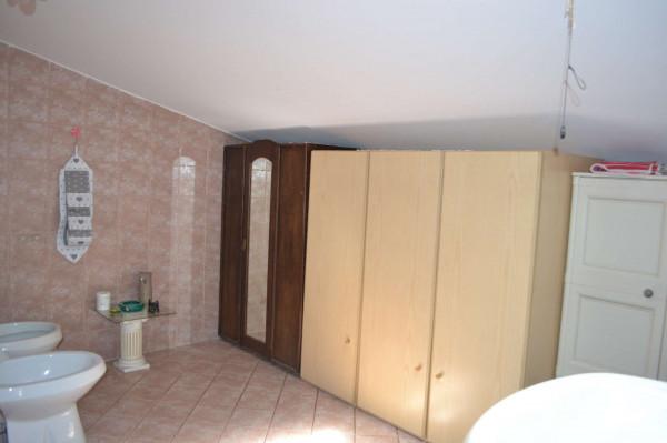 Villa in vendita a Roma, Bagnoletto Dragoncello, Con giardino, 230 mq - Foto 20