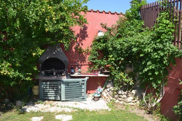 Villa in vendita a Roma, Bagnoletto Dragoncello, Con giardino, 230 mq - Foto 29