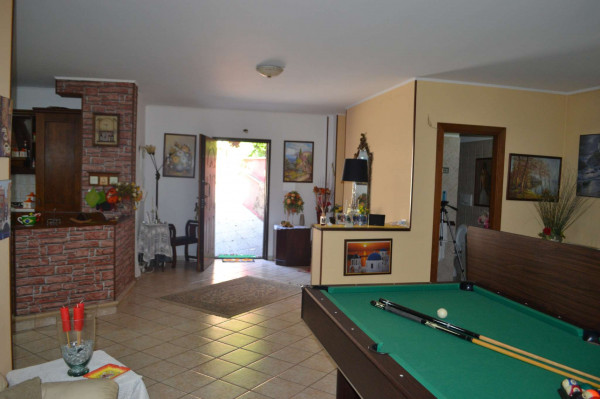 Villa in vendita a Roma, Bagnoletto Dragoncello, Con giardino, 230 mq - Foto 14