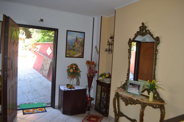 Villa in vendita a Roma, Bagnoletto Dragoncello, Con giardino, 230 mq - Foto 28