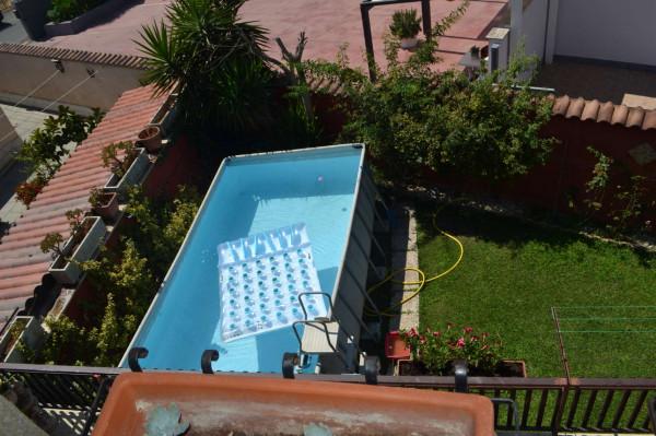 Villa in vendita a Roma, Bagnoletto Dragoncello, Con giardino, 230 mq - Foto 25