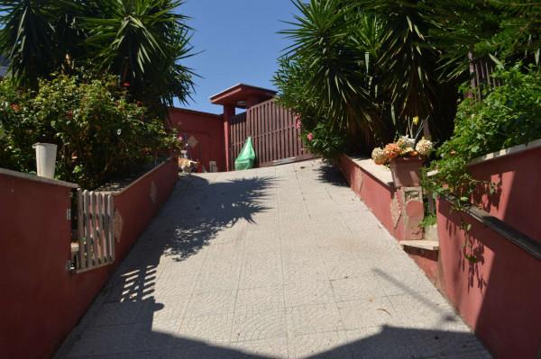 Villa in vendita a Roma, Bagnoletto Dragoncello, Con giardino, 230 mq - Foto 30