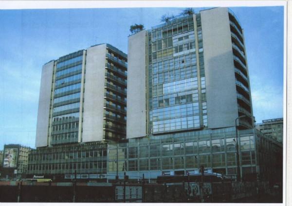 Ufficio in affitto a Milano, Centrale, 500 mq