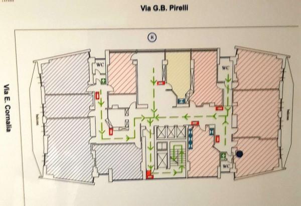 Ufficio in affitto a Milano, Centrale, 500 mq - Foto 3