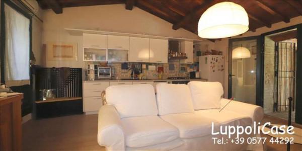 Villa in vendita a Monteriggioni, Arredato, con giardino, 75 mq