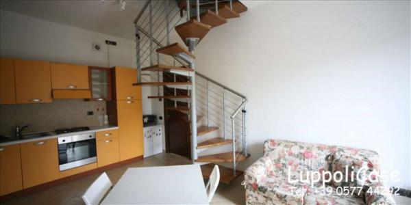 Appartamento in affitto a Siena, Arredato, 70 mq