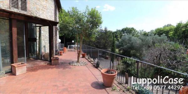 Villa in vendita a Sovicille, Con giardino, 165 mq - Foto 3
