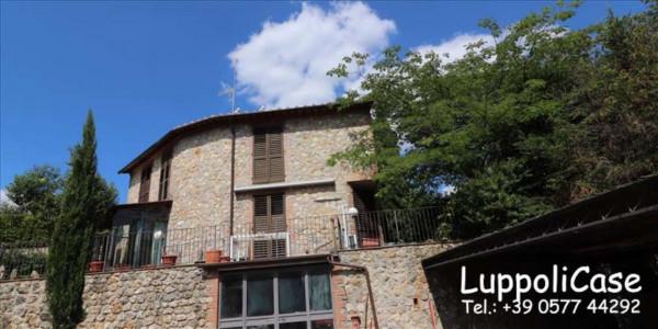 Villa in vendita a Sovicille, Con giardino, 165 mq - Foto 2