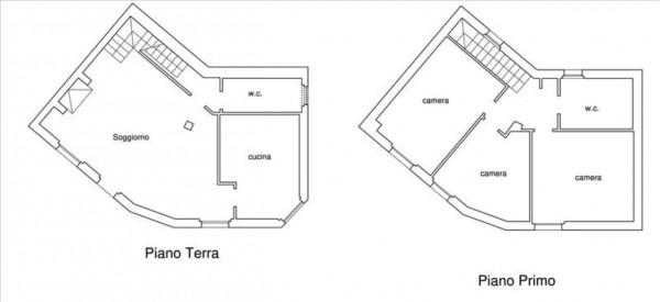 Villa in vendita a Sovicille, Con giardino, 165 mq - Foto 19