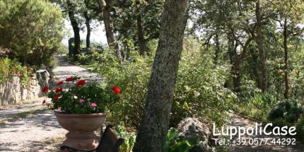 Villa in vendita a Castelnuovo Berardenga, Con giardino, 285 mq - Foto 3