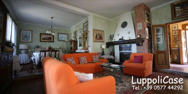 Villa in vendita a Castelnuovo Berardenga, Con giardino, 285 mq - Foto 10