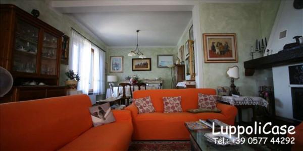 Villa in vendita a Castelnuovo Berardenga, Con giardino, 285 mq - Foto 11