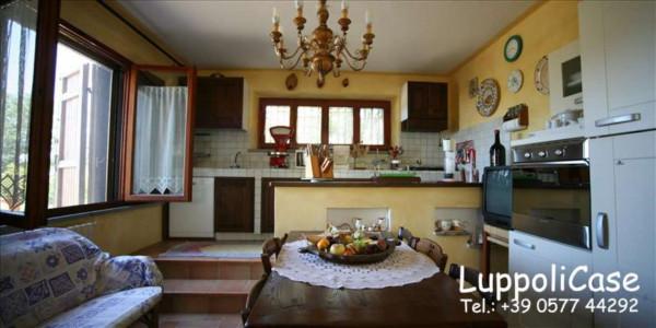 Villa in vendita a Castelnuovo Berardenga, Con giardino, 285 mq - Foto 14