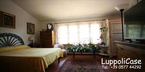 Villa in vendita a Castelnuovo Berardenga, Con giardino, 285 mq - Foto 5