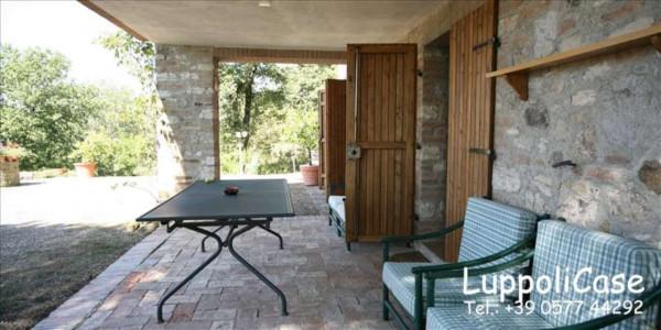 Villa in vendita a Castelnuovo Berardenga, Con giardino, 285 mq - Foto 16