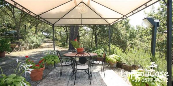 Villa in vendita a Castelnuovo Berardenga, Con giardino, 285 mq - Foto 20
