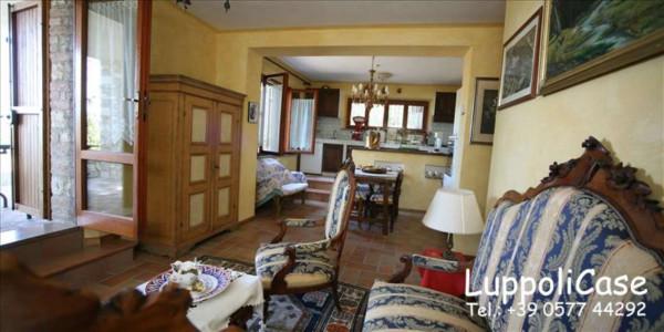 Villa in vendita a Castelnuovo Berardenga, Con giardino, 285 mq - Foto 15