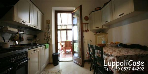 Villa in vendita a Castelnuovo Berardenga, Con giardino, 285 mq - Foto 9