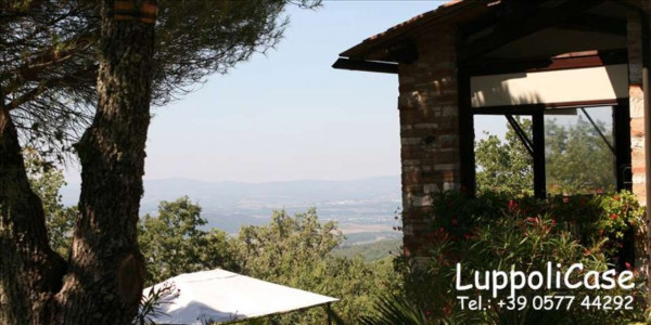 Villa in vendita a Castelnuovo Berardenga, Con giardino, 285 mq - Foto 2