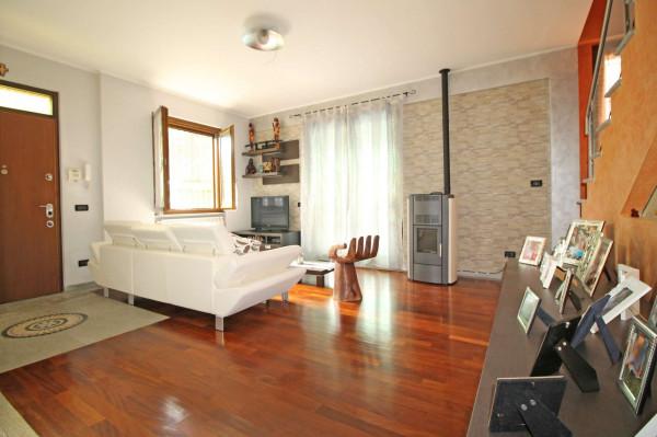Villa in vendita a Cassano d'Adda, Groppello, Arredato, con giardino, 206 mq - Foto 19
