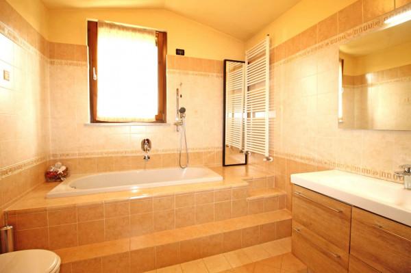 Villa in vendita a Cassano d'Adda, Groppello, Arredato, con giardino, 206 mq - Foto 12
