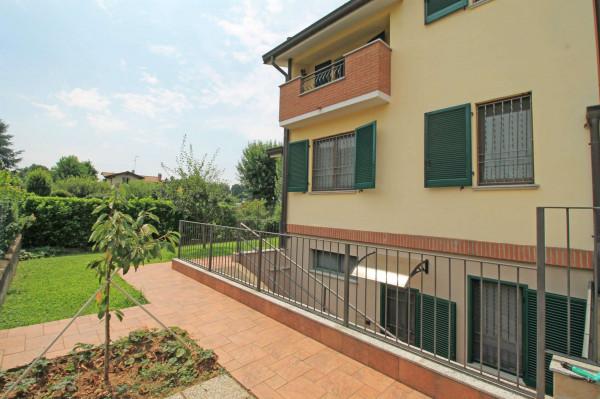 Villa in vendita a Cassano d'Adda, Groppello, Arredato, con giardino, 206 mq - Foto 10