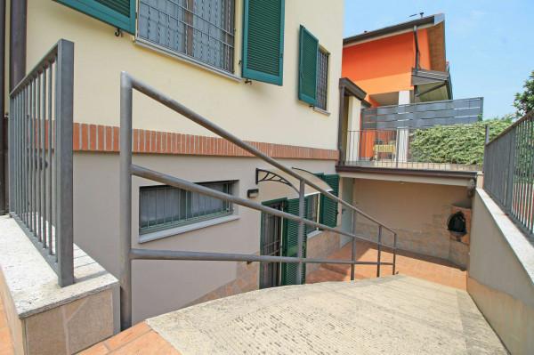 Villa in vendita a Cassano d'Adda, Groppello, Arredato, con giardino, 206 mq - Foto 8