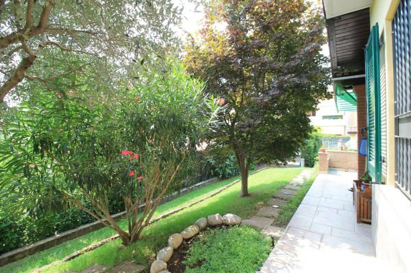 Villa in vendita a Cassano d'Adda, Groppello, Arredato, con giardino, 206 mq - Foto 3