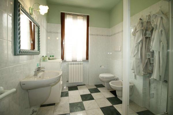 Villa in vendita a Cassano d'Adda, Groppello, Arredato, con giardino, 206 mq - Foto 16